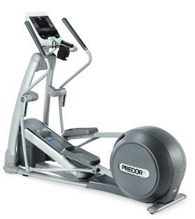 Precor EFX 556i Experience Series Elliptical Refurbished