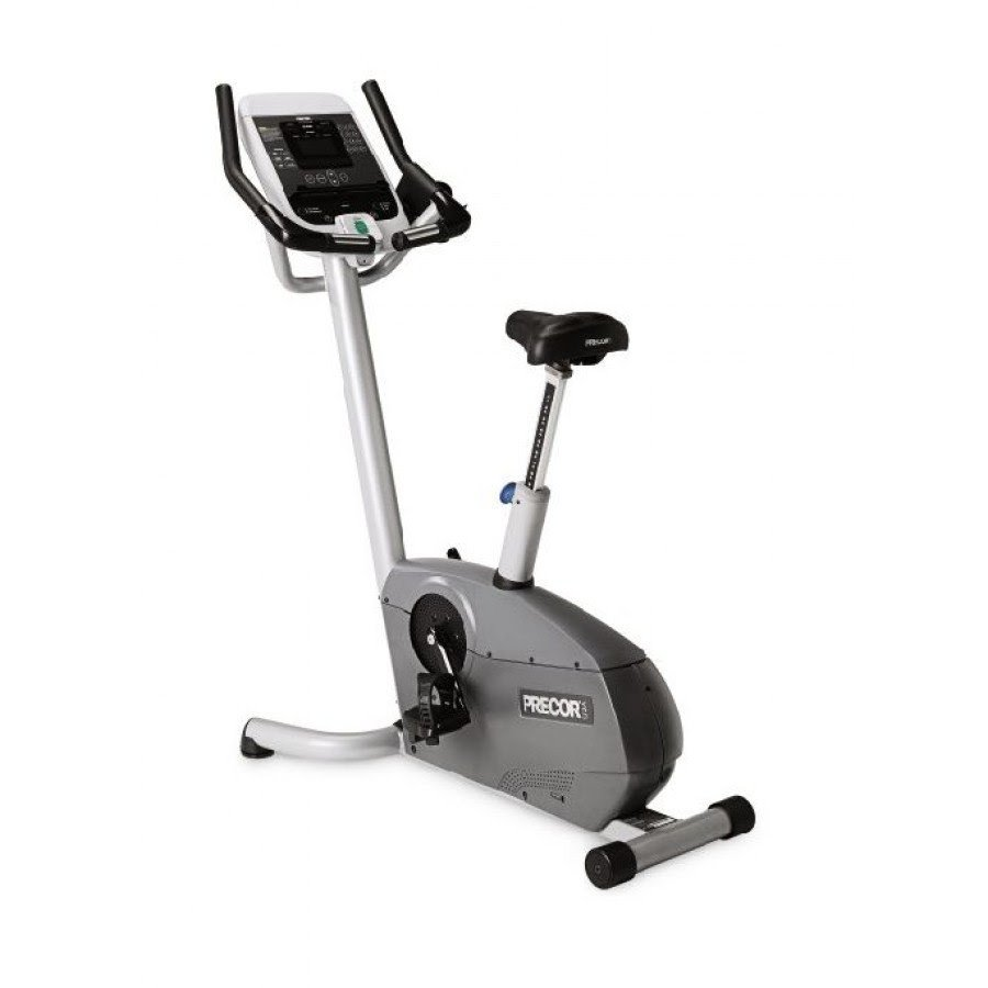 Precor 846i Experience Series Commercial Upright Bike