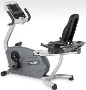 Precor 846i Experience Series Recumbent Bike Refurbished - Fitness Equipment Broker Title | Fitness Equipment Broker - commercial recumbent exercise bike, pre owned exercise bike, professional spin bike