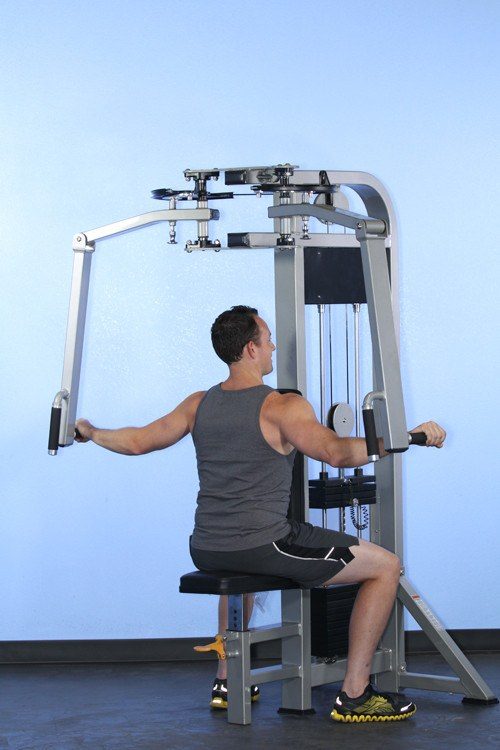 MuscleD Pec Deck / Rear Delt Combo - Fitness Equipment Broker | Voted America's #1 Trusted Source