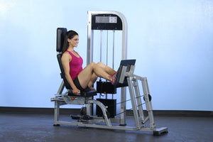 MuscleD Leg Press / Calf Raise Combo