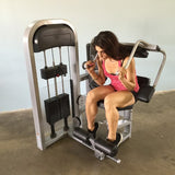 MuscleD Abdominal Crunch - Fitness Equipment Broker | Voted America's #1 Trusted Source