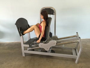 MuscleD Seated Leg Press