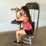 MuscleD Seated Bicep Curl - Fitness Equipment Broker | Voted America's #1 Trusted Source