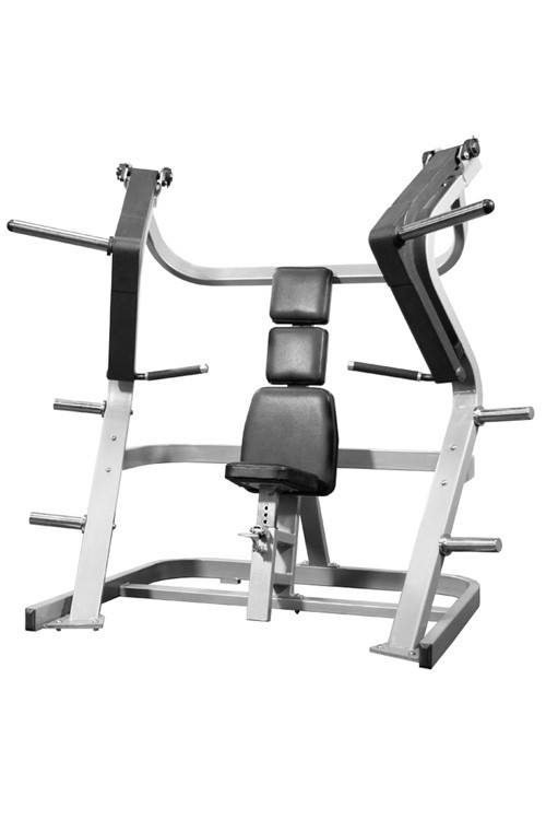 MuscleD Iso-Lateral Bench Press