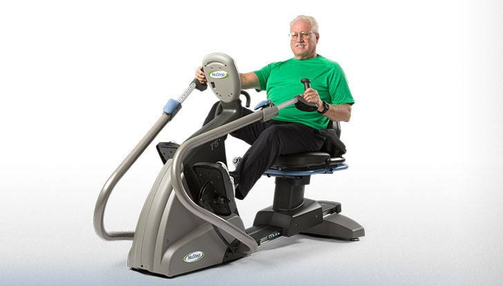 NuStep T5 Recumbent Stepper