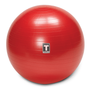 Stability Ball 65cm - Red - Fitness Equipment Broker | Voted America's #1 Trusted Source | Fitness Equipment Broker - physical rehab equipment, new physical therapy equipment, physical therapy tools and equipment, physical therapy tables for sale