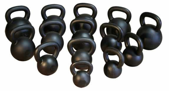 Body-Solid 5-30 lb. Kettlebell Set - Fitness Equipment Broker | Voted America's #1 Trusted Source