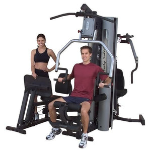 Body-Solid G9S Two Stack Gym - Fitness Equipment Broker | Voted America's #1 Trusted Source | Fitness Equipment Broker - multi-station workout machines, commercial multi station gym machines, professional multi use gym equipment