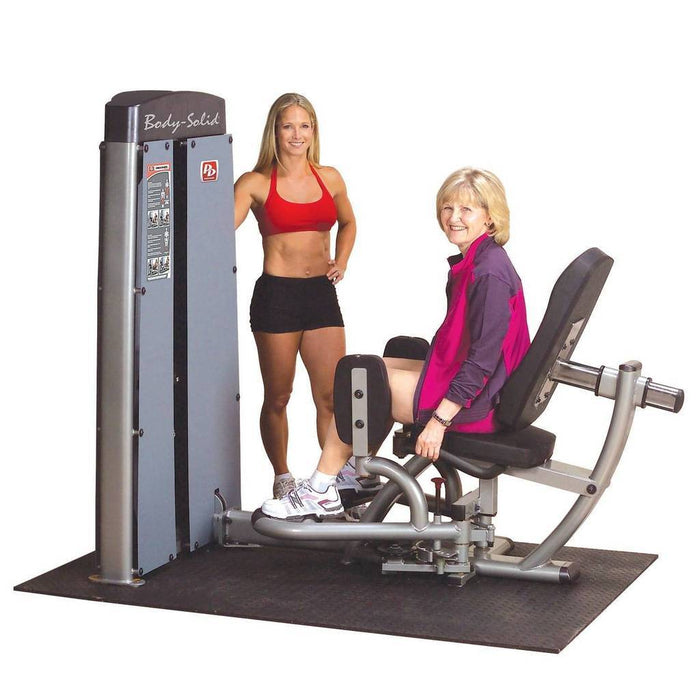 BodySolid Pro Dual Inner Outer Thigh Machine