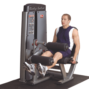 Pro Dual Leg Extension & Curl Machine