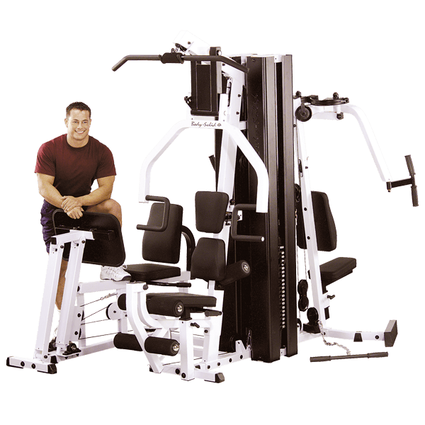 Body-Solid EXM3000 Gym System