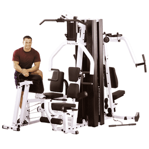 Body-Solid EXM3000 Gym System - Fitness Equipment Broker | Voted America's #1 Trusted Source | Fitness Equipment Broker - multi-station workout machines, commercial multi station gym machines, professional multi use gym equipment