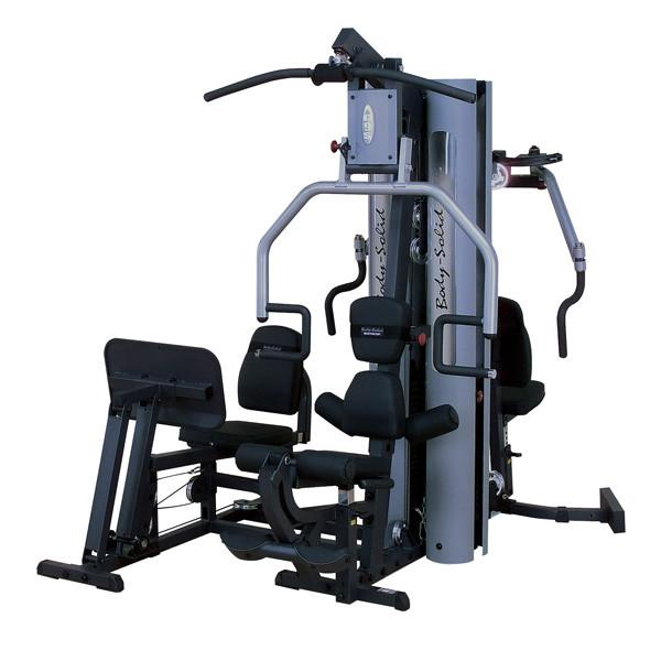 Body solid g9s two stack gym fitness equipment broker: multi
