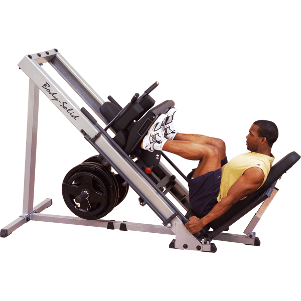 Body-Solid Leg Press and Hack Squat