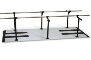 Bariatric Parallel Bars - Height and Width Adjustable