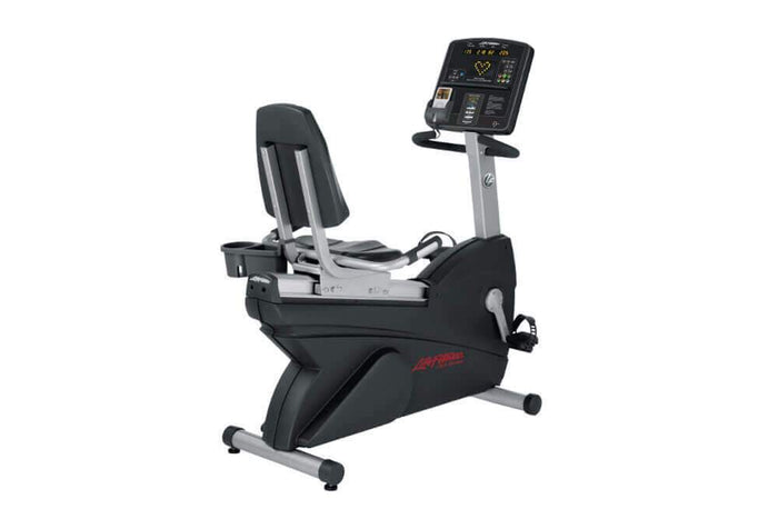 LifeFitness Integrity Recumbent Bike Refurbished