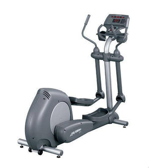 Life Fitness 91xi Elliptical Crosstrainer Refurbished - Fitness Equipment Broker Title | Fitness Equipment Broker - low impact elliptical machine, elliptical gym machine, pre owned elliptical trainers