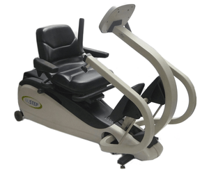 NuStep TRS 4000 T4 Recumbent Stepper - Certified PreOwned - Fitness Equipment Broker | Fitness Equipment Broker - commercial recumbent exercise bike, pre owned recumbent stepper machine, NuStep TRS 4000 for sale