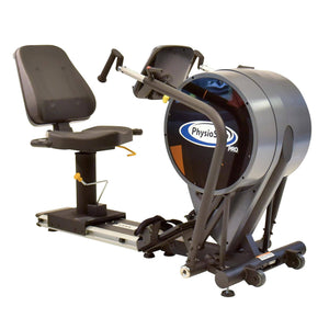 HCI PhysioStep LXT Pro Recumbent Stepper - Fitness Equipment Broker | Fitness Equipment Broker - commercial recumbent exercise bike, pre owned exercise bike, professional spin bike