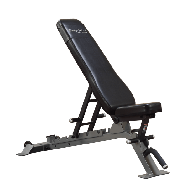 BodySolid ProClub Adjustable Bench