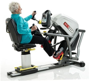 SciFit Step One Recumbent Stepper - Fitness Equipment Broker | Voted America's #1 Trusted Source | Fitness Equipment Broker - physical rehab equipment, new physical therapy equipment, physical therapy tools and equipment, physical therapy tables for sale