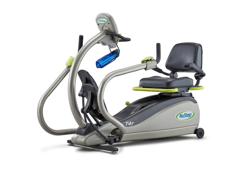 Nustep T4r Recumbent Stepper - Demo Unit