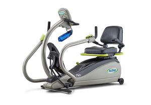 NuStep T4r Recumbent Stepper - Demo Unit - Fitness Equipment Broker | Voted America's #1 Trusted Source | Fitness Equipment Broker - physical rehab equipment, new physical therapy equipment, physical therapy tools and equipment, NuStep T4r used