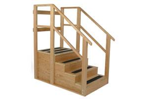 Closed-End Training Stairs - Fitness Equipment Broker | Voted America's #1 Trusted Source