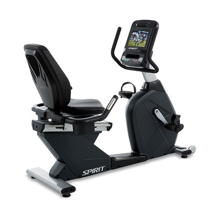 Spirit CR900ENT Recumbent Bike