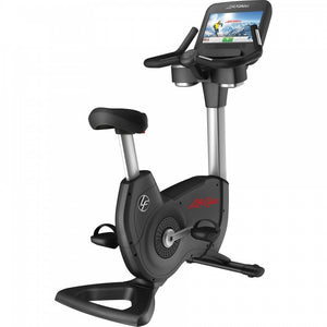 Life Fitness Discover SE 95C Elevation Upright Bike (Remanufactured)