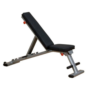Body-Solid Adjustable Bench