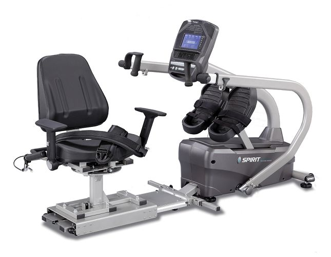 Spirit MS350 Recumbent Stepper