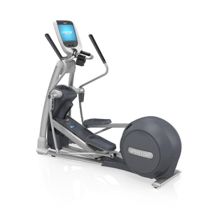 Precor Elliptical EFX 883 P80 Console Refurbished - Fitness Equipment Broker | Voted America's #1 Trusted Source | Fitness Equipment Broker - low impact elliptical machine, elliptical gym machine, pre owned elliptical trainers