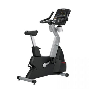 LifeFitness Integrity Upright Bike Refurbished - Fitness Equipment Broker | Voted America's #1 Trusted Source | Fitness Equipment Broker - commercial recumbent exercise bike, pre owned exercise bike, professional spin bike
