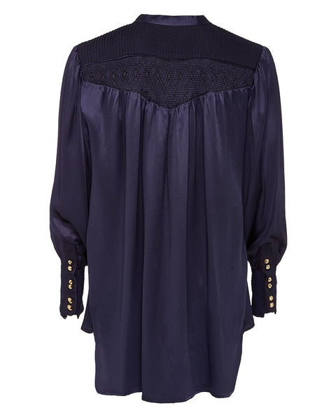 BRIGHTON SILK BLOUSE - Richards Radcliffe - 4