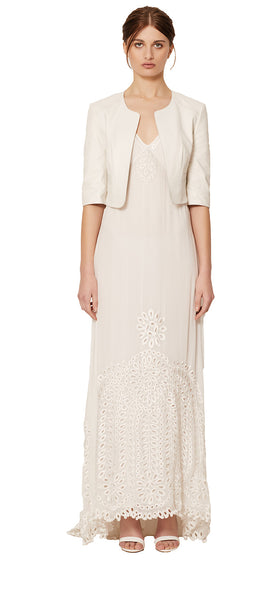 PIMLICO CUTWORK MAXI DRESS