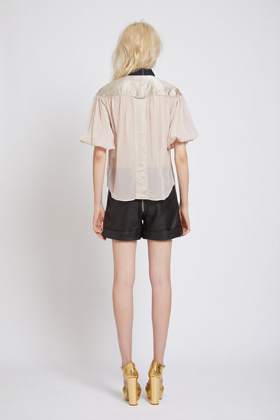 SHOREHAM CONTRAST COLLAR SHIRT