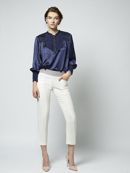 BRIGHTON SILK BLOUSE - Richards Radcliffe - 5