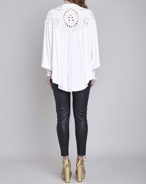 PIMLICO CUTWORK LONG SLEEVED SHIRT