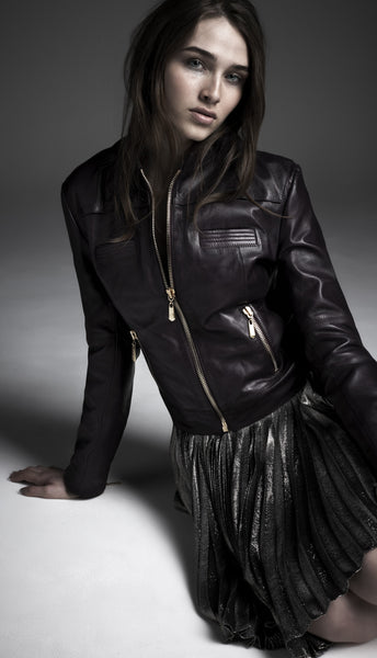 SHOREDITCH LEATHER JACKET - Richards Radcliffe - 5