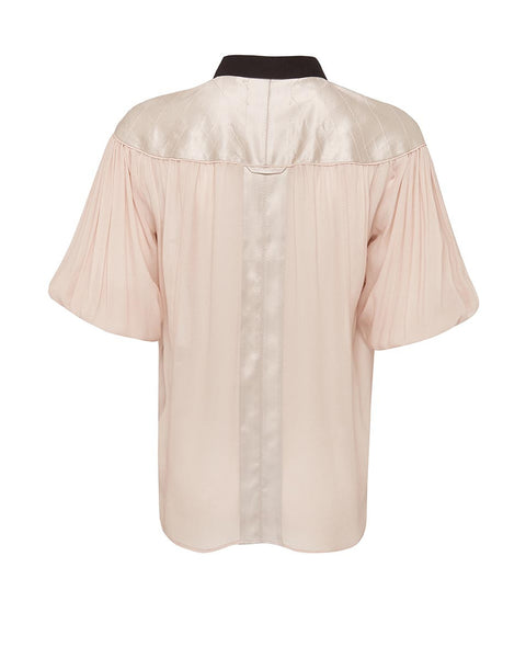 SHOREHAM SILK BLOUSE - Richards Radcliffe - 4
