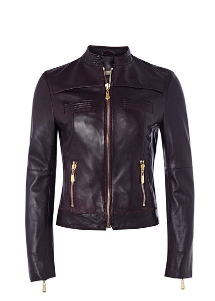 SHOREDITCH LEATHER JACKET