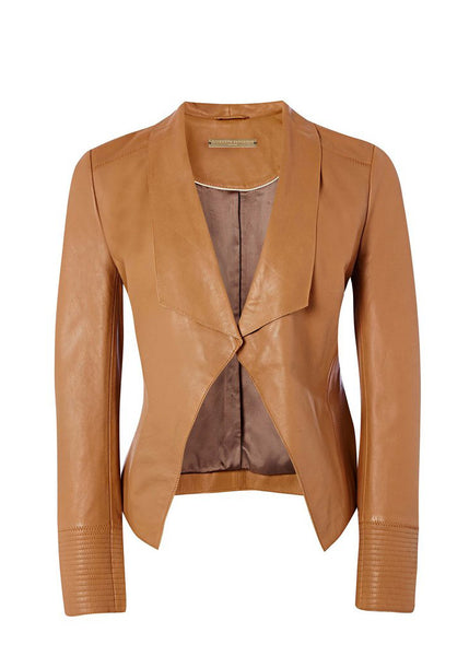 OXSHOTT LEATHER JACKET