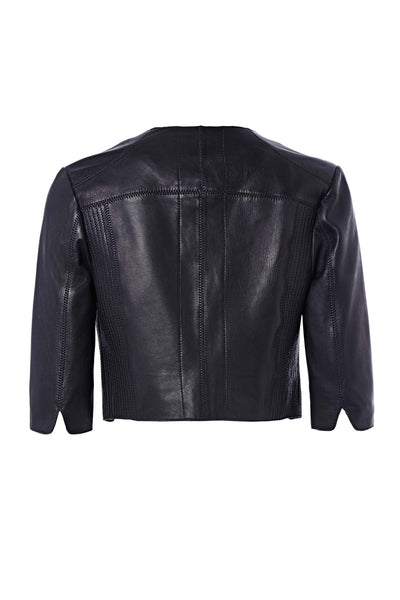 CHELSEA LEATHER JACKET - Richards Radcliffe - 4