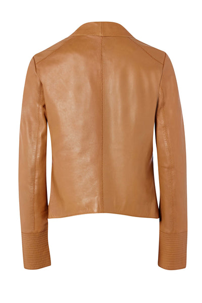 OXSHOTT LEATHER JACKET - Richards Radcliffe - 4