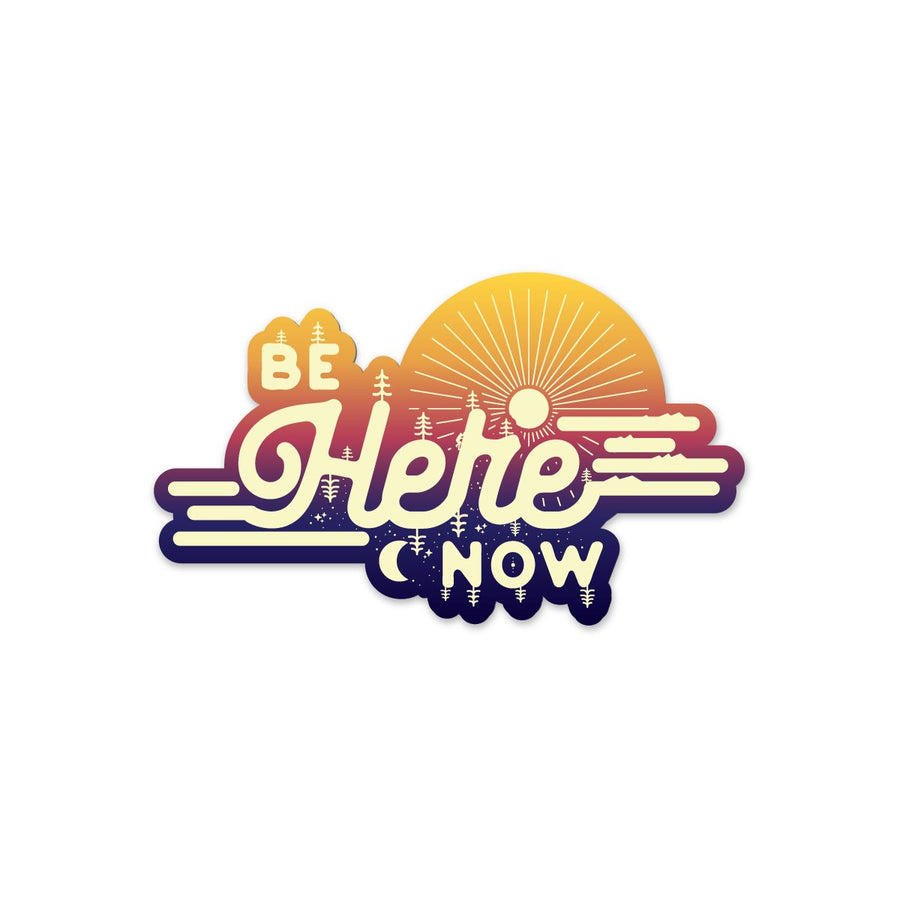 (2) Be Here Now