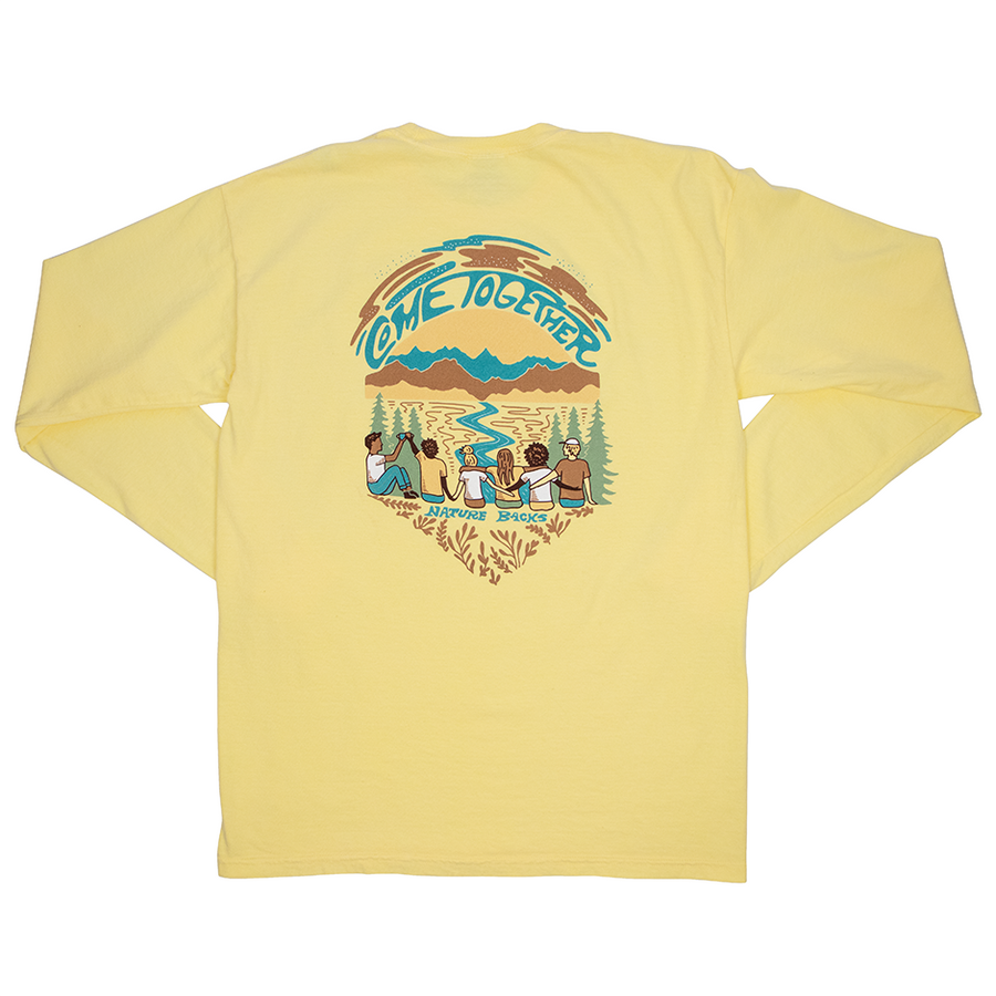 Come Together Long Sleeve (Sunray)