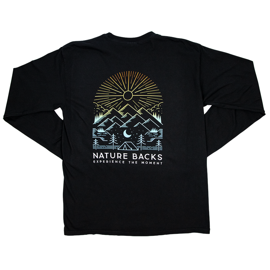Daybreak Long Sleeve (Black)