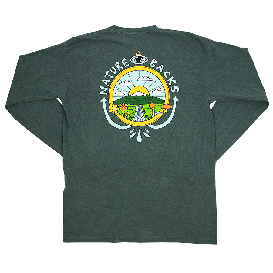 Gaia Long Sleeve (Earth)